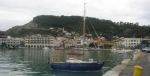 Zakinthos Port