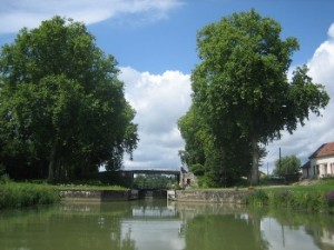 French Lock