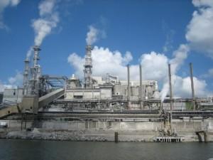 Industrial Liege Belgium