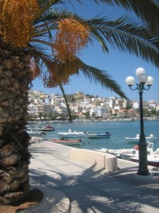 Port of Sitia, Crete