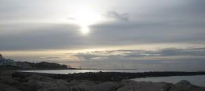 Beach at Almerimar