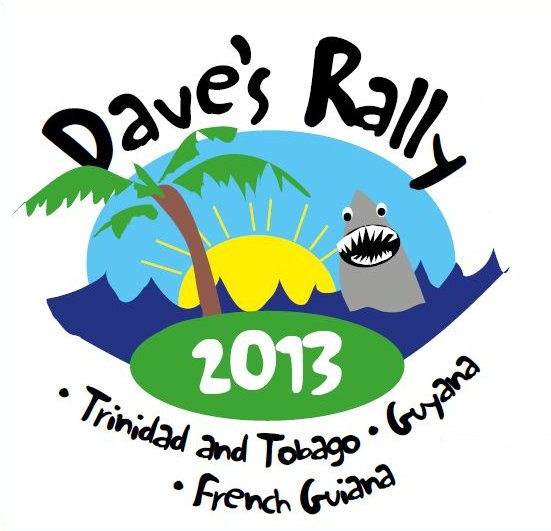 No it won't be called Dave's Rally... :(