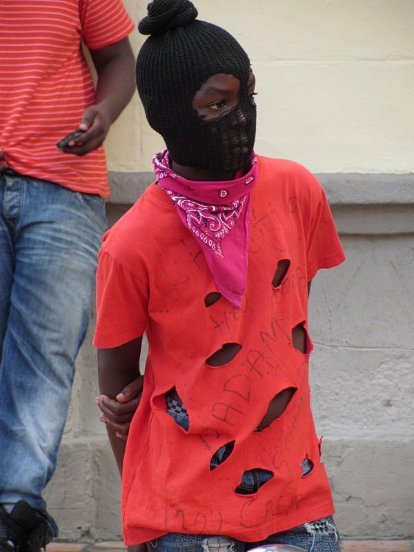 Carnival mini thug