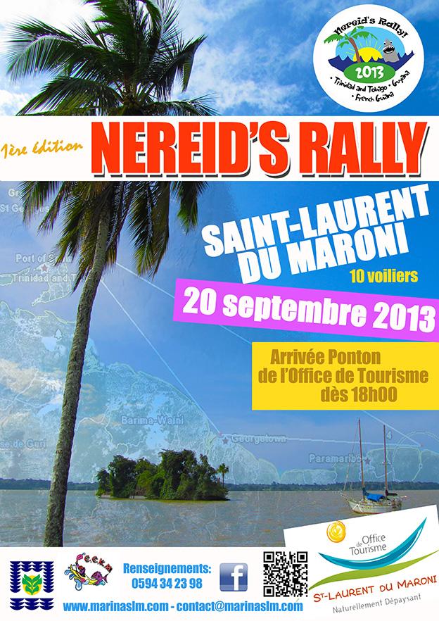 Nereid's Rally ad