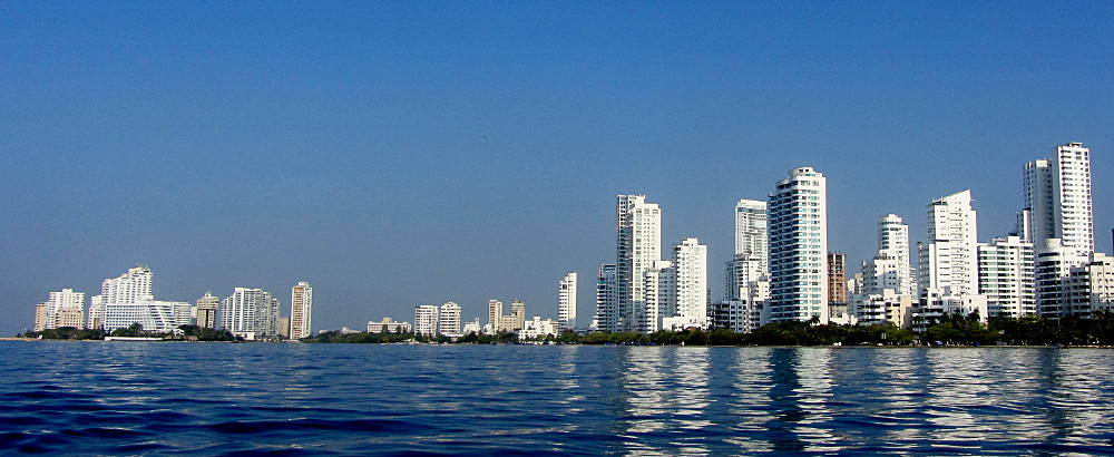 Through Boca Grande and on to Cartagena