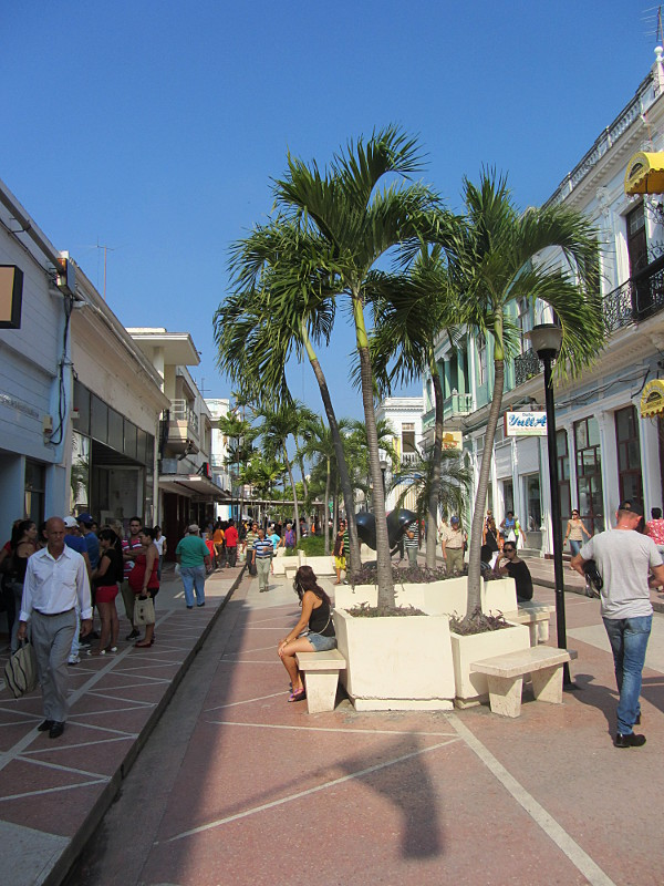City centre, Cienfuegos
