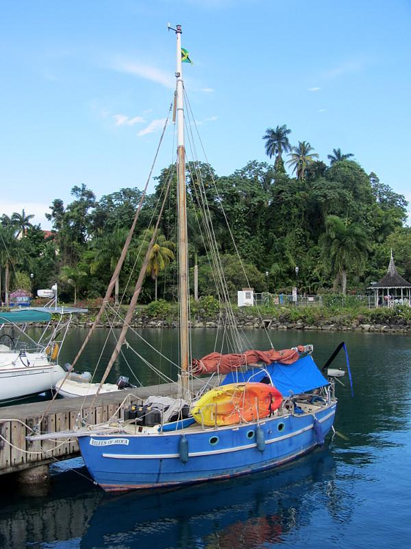 Eileen of Avoca in Jamaica
