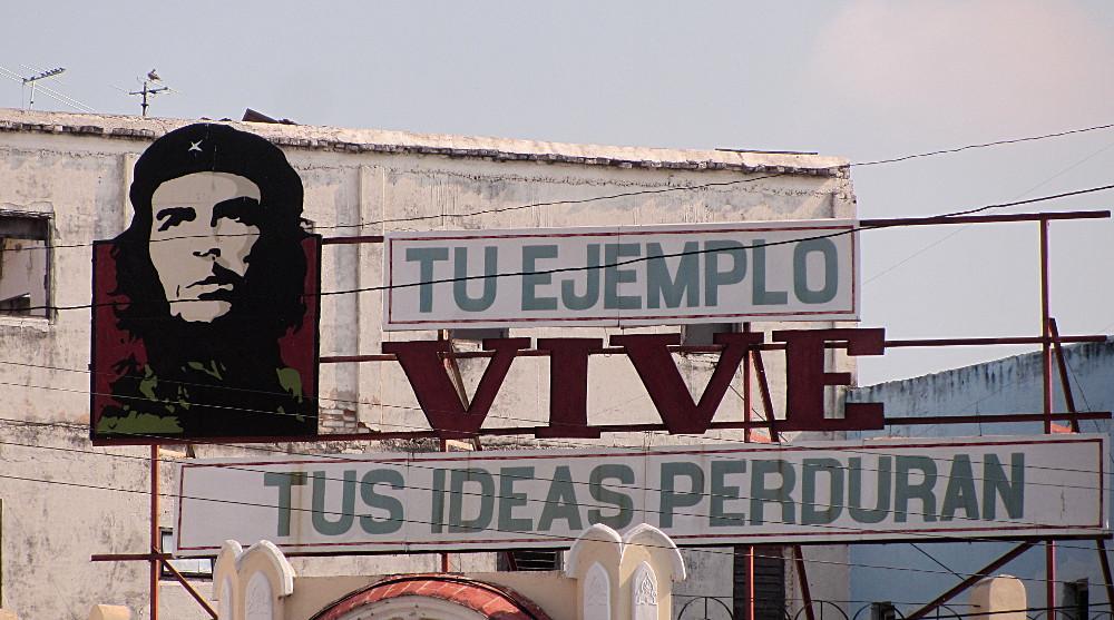 Che Guevara?