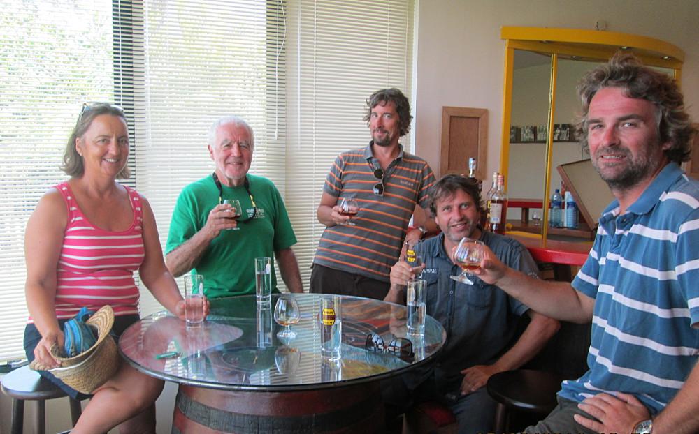 Al glass of rum anyone?