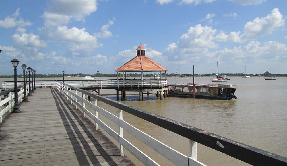 The Torarica Pier